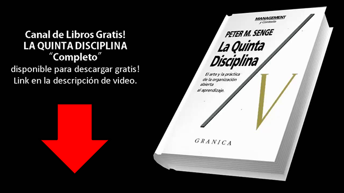 Descargar La Quinta Disciplina PDF Completo Gratis